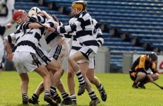 How many of these past schools hurling stars can you recognise?