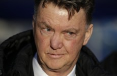 'Jesus didn't begin his walk to the cross until 2pm', says Easter expert Louis van Gaal