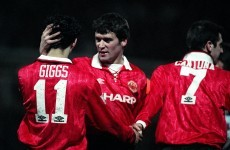 Why Keane is greater than Giggs and notes on Wrestlemania; the week's best sportswriting