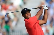 'I'm playing in the Masters' - Tiger Woods