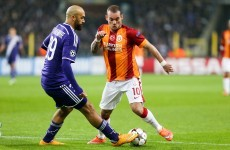 Wesley Sneijder · The42