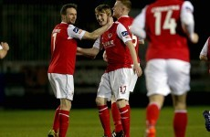 10 Saints salvage a point after Longford race to two-goal lead
