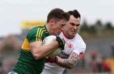 Kerry survive, Tyrone are relegated and Cooper returns from cruciate in Omagh thriller