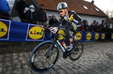 Ireland's Matt Brammeier has won his weight in beer at the Tour of Flanders