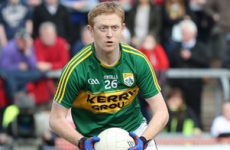 A legend of Gaelic Football returned for Kerry today as they avoided relegation