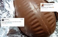 The great Easter egg debate: do you prefer Cadbury's or Nestlé?