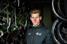 He's Ireland's brightest young rider but Ryan Mullen is after medals, not praise