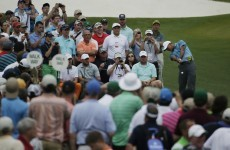 Tiger Woods has the golf world buzzing after his practice round at the Masters