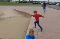 18 times kids fell over in the most adorable way