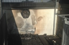 "Community centre partially burned after ""up to 40″ young people get on to roof"