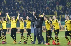This Roberto Carlos-esque strike secured a dramatic Cup win for Dortmund