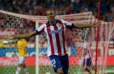 'I'm proud of Manchester United link,' admits Atletico ace