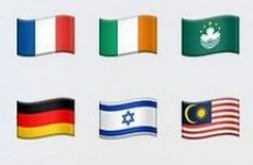 Get texting the flag! The tricolour emoji has been unfurled