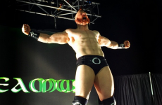 Irish WWE star thinks you should pay your water charges