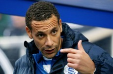 Ferdinand set to miss clash with 'biggest idiot' Terry