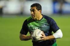 Connacht have 'completed an internal review' of Mils Muliaina's arrest