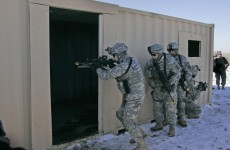 """Man found """"making final preparations"""" for suicide attack on military base"""
