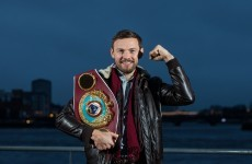 No title defence for Limerick's Andy Lee after opponent fails to make weight