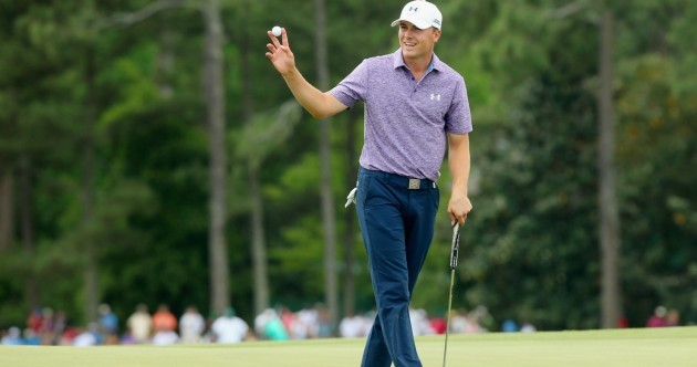 It's moving day at the Masters but can anyone catch Spieth? Here's the men in hot pursuit
