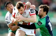 As it Happened: Connacht v Ulster, Pro12