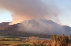 WATCH: The huge fire at Killarney National Park has been put out