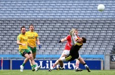 Red-hot Cork put four past Donegal to book league final return