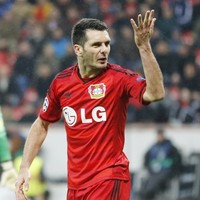 Bayer Leverkusen sack Bosnian captain for head-butting steward