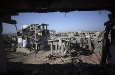 """""""Empty words"""": Despite promises of help, 100,000 are still homeless in Gaza"""