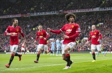 City looked good early on but United have turned the Manchester derby into a rout
