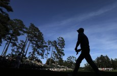 Jordan Spieth has stretched his lead as the final groups turn for home at the Masters