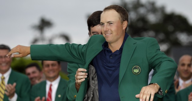 21-year-old Jordan Spieth is the runaway winner of the Masters