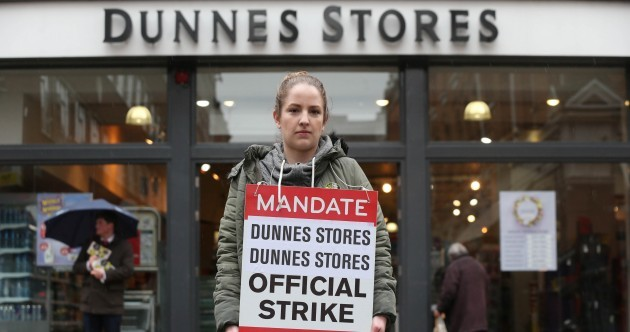 "Dunnes staff will ""escalate"" their campaign"