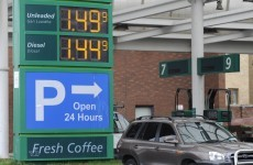 Petrol prices are going up, up, up again…
