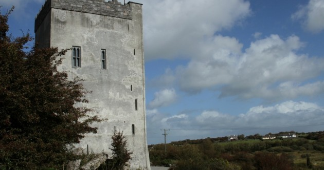What else could I get for the... €595,000 pricetag on this castle in Galway