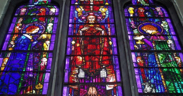 Why stained-glass windows aren't just for churches...