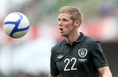 Ireland's Andy Keogh is at the centre of salary-cap scandal in Australia
