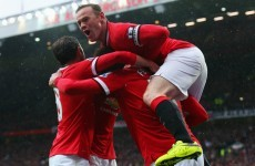 Wayne Rooney: United targeted weak City midfielders