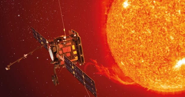 An Irish company's product will become the closest man-made object to the Sun