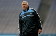 Facing Cork – 'I just think Ger has that in his mind that he can't get emotionally attached to it'