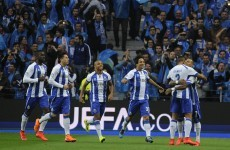 Porto in line to cause major shock after catching Bayern Munich on the hop