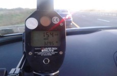 Driving this morning? ... Gardaí are carrying out a '24-hour speed enforcement marathon'
