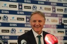 IRFU confirm new contract talks with Joe Schmidt