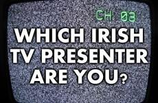 Which Irish TV Presenter Are You?