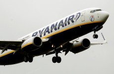 Ryanair passengers texted about 10.30pm take-off... while they're onboard at 5pm