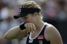 Clijsters pulls out of US Open with stomach muscle injury