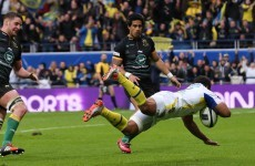 Clermont v Sarries could have put a crying baby to sleep but the only try was drop dead gorgeous