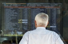 Global markets volatile on European banking worries and recession fears