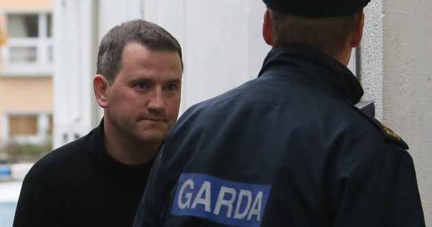 Graham Dwyer sentenced to life in prison