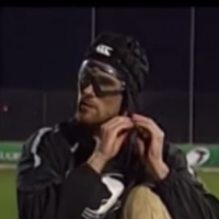 Ian McKinley will play for the Barbarians four years after losing sight in one eye