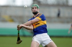 Nice gesture by the Waterford hurlers after news of Tipperary player Noel McGrath's illness